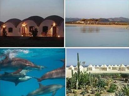 Ecolodge Wadi Lahami Village